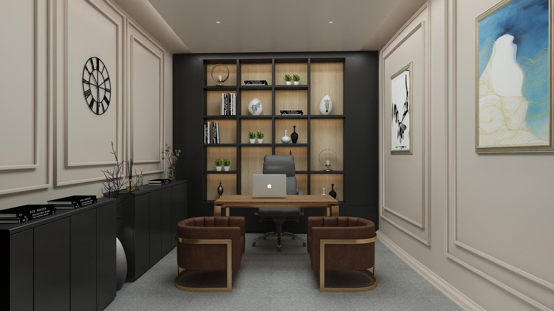2. ofis 3.render